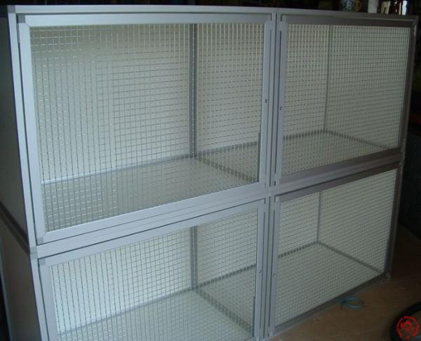 Quarantänebox Beispiel 1